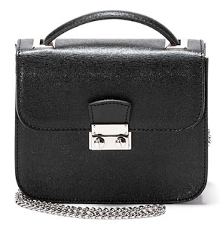 Armadio Maia Handbag in Black