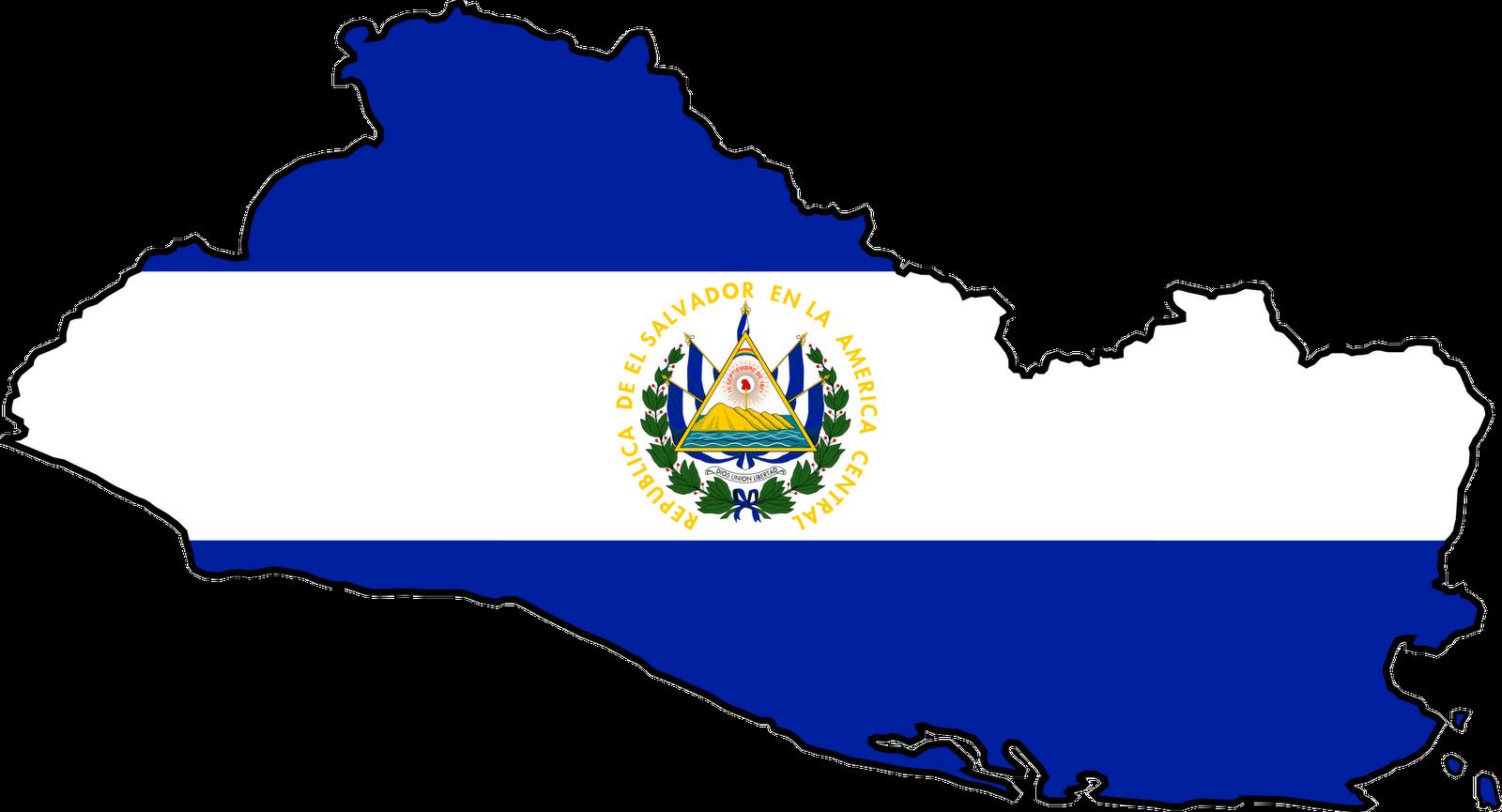 El Salvador Flag 070711» Vector Clip Art - Free Clip Art ...