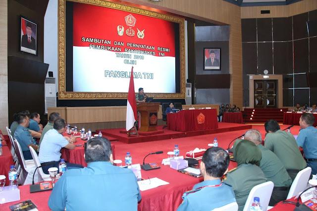 Peran Kesehatan TNI Perlu Ditingkatkan