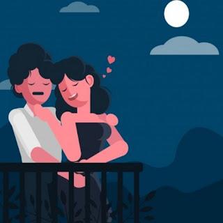صورة عن الحب: رومانسية قمر