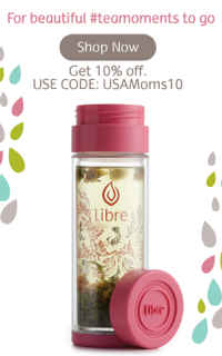 Libre Tea Glass feature and discount