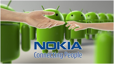 Smartphone chay Android cua Nokia