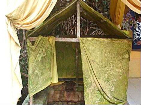 Kisah Perigi Pulau Air Raja, Sumber tribunews.com