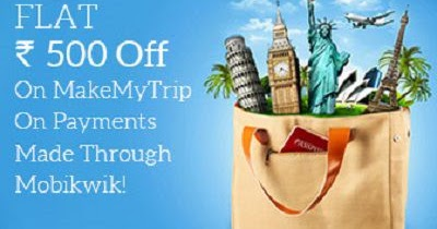 Makemytrip coupons on hotels