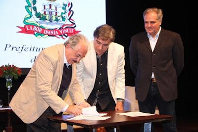 Birigui e Araçatuba vão criar Região Metropolitana - Blog do Asno