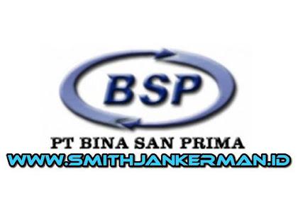 Lowongan PT. Bina San Prima Pekanbaru April 2018