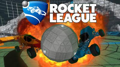 Rocket League - אפשר לשחק את המשחק בחלל בזכות מוד חדש
