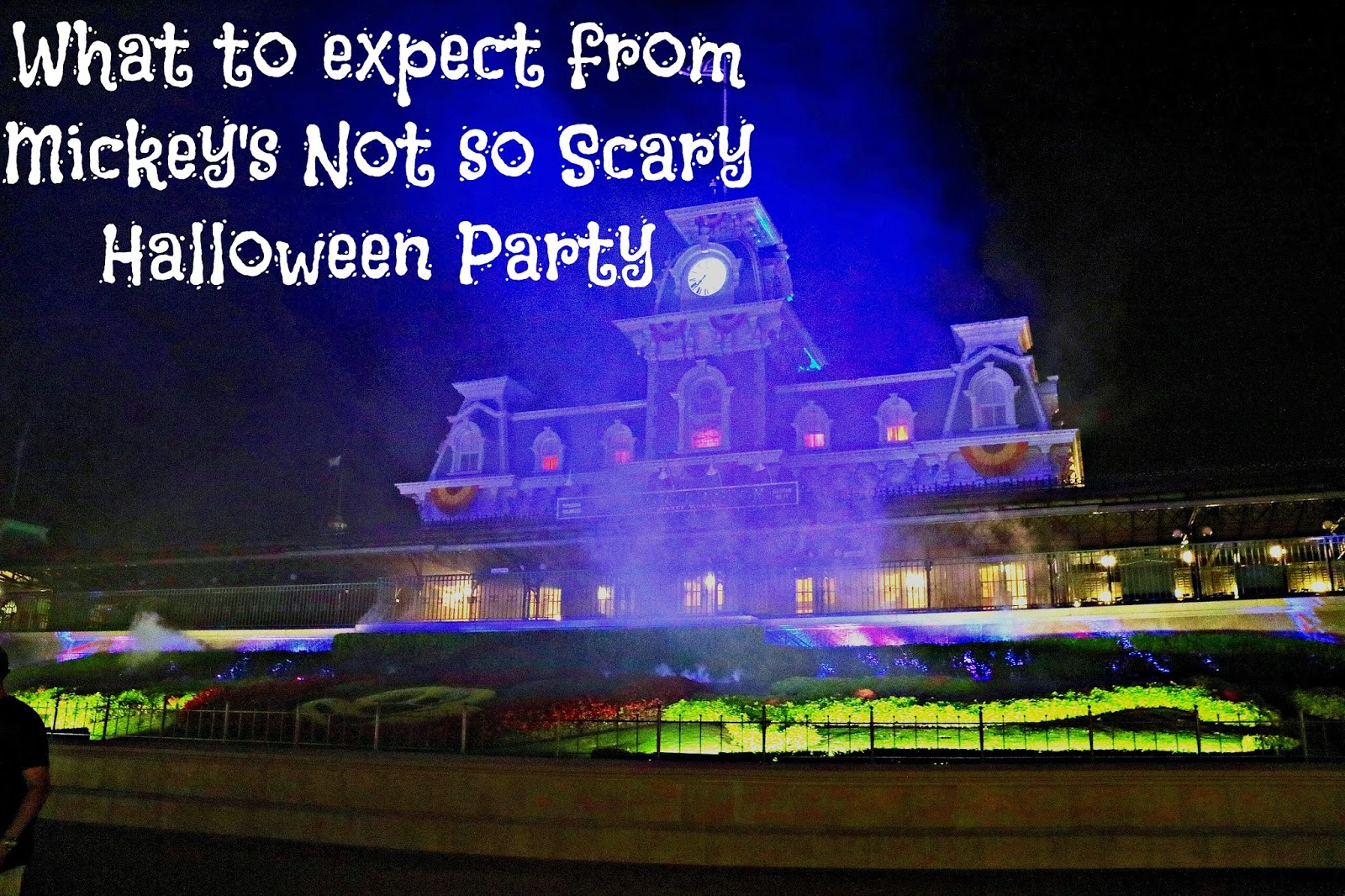what to expect from mickey's not so scary halloween party | shy