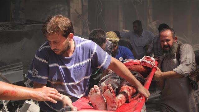 EEUU sumergió el Oriente Medio en brutalidad y horror tras 11/9
