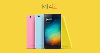 Harga Xiaomi Mi 4i baru, Harga Xiaomi Mi 4i bekas, Spesifikasi Lengkap Xiaomi Mi 4i