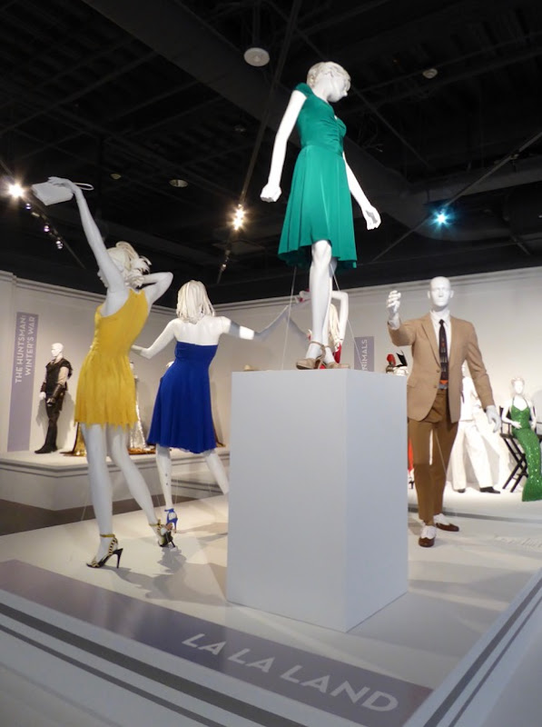 La La Land movie costumes FIDM Museum LA