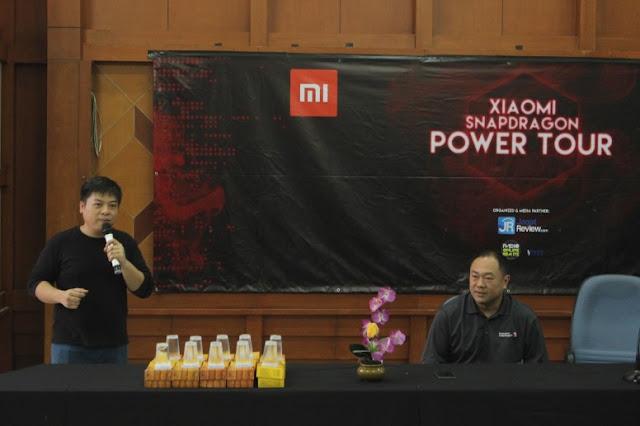 Om Bobby dari Xiaomi Indonesia