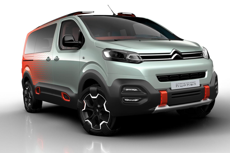 Citroën Etourer Hyphen