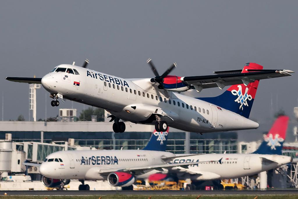 Air Serbia Considering Croatia Expansion