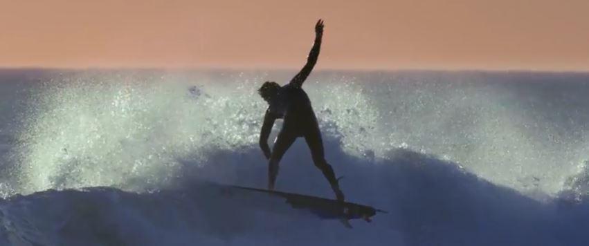 Testimonial Kia pubblicità nuovo sportage con surfista con Foto - Testimonial Spot Pubblicitario 2016