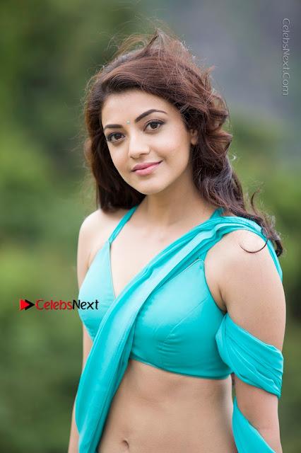Actress Kajal Agarwal Latest Pos from Enthavaraku Ee Prema  0003.jpg