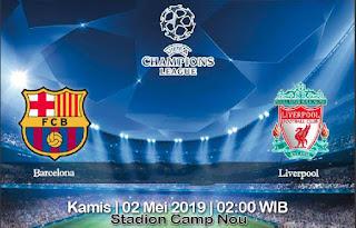 Prediksi Barcelona vs Liverpool 2 Mei 2019