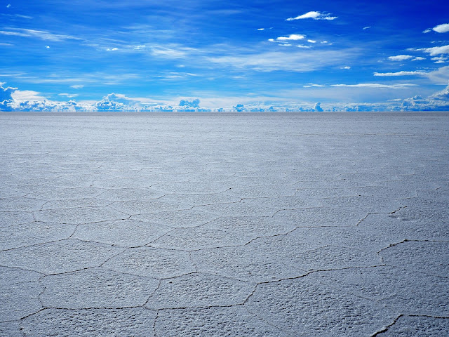 Saltflat, Uyuni