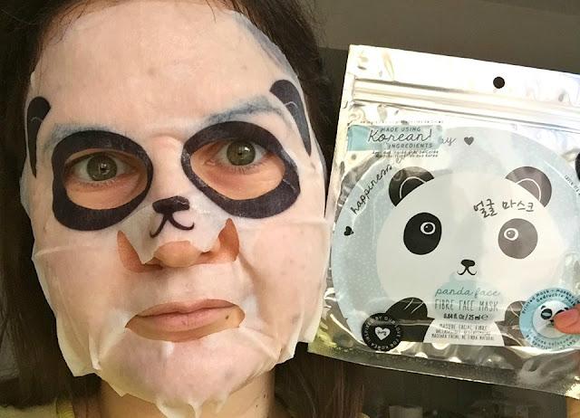 maschera panda oh k