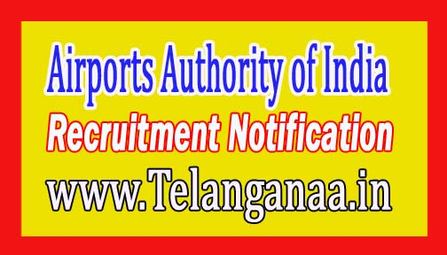 Airports Authority of India AAI Recruitment Notification 2017