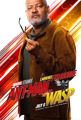 Marvel's Ant-Man and the Wasp Bill Foster poster