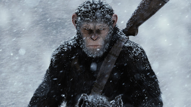'War for the Planet of the Apes' - Review