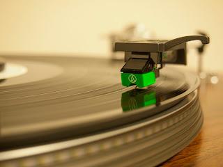 パイオニアのレコードプレーヤーとオーディオテクニカのカートリッジ