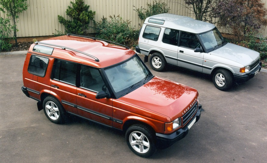 1994–2004 Land Rover Discovery