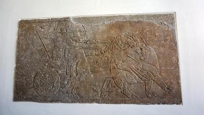 Relieve del rey Asurnasirpal II