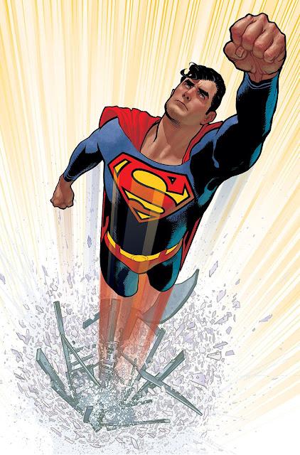 Superman #1  by Adam Hughes 2018