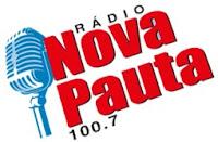 Rádio Nova Pauta FM 100,7 de Santiago RS