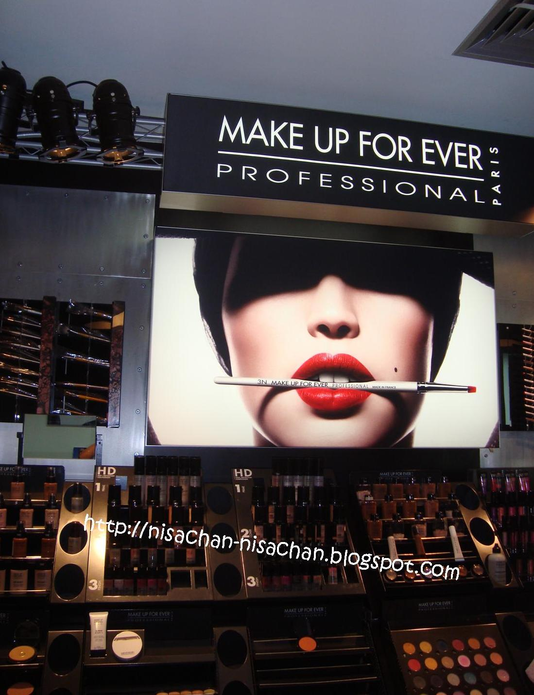 Make Up For Ever Beauty Class For Beauty Bloggers