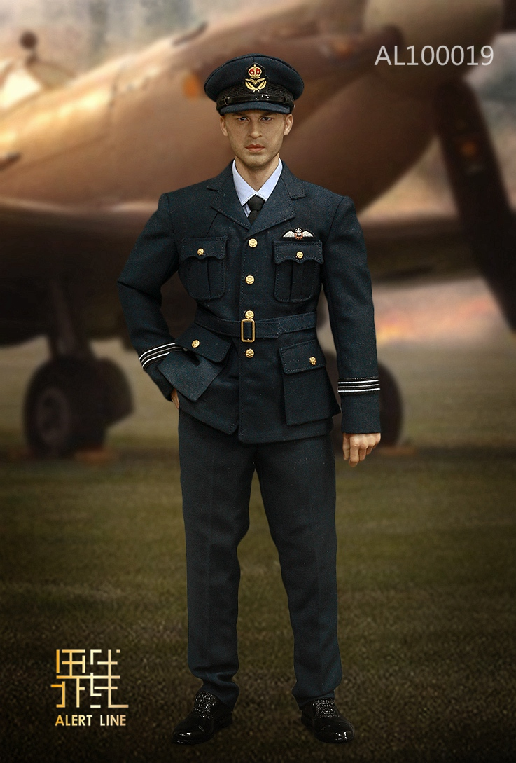 Toyhaven Alert Line 1 6th Wwii Royal Air Force Fighter