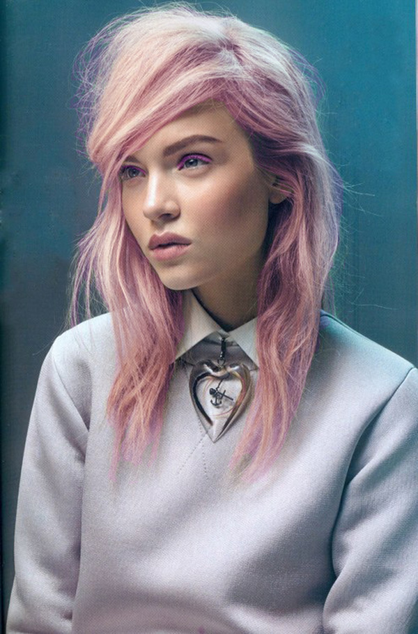 pastel on tan skin, there's hope | Pastel Hair | Pinterest ...
