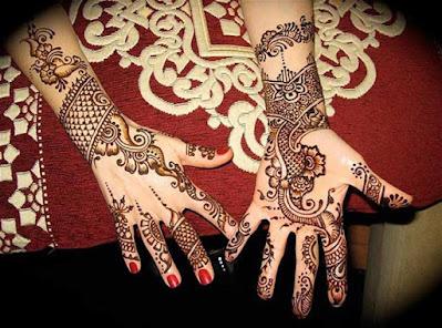 Beautiful & easy bridal Mehndi Designs