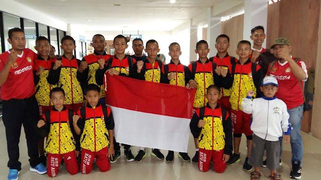 SSB Batu Agung asal Kalimantan Selatan