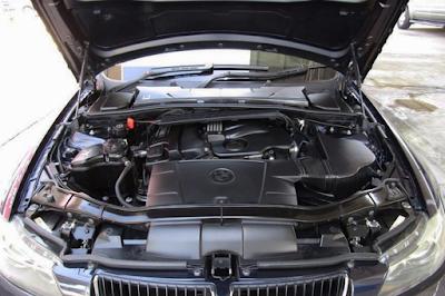Mesin BMW 320i E90 Prefacelift