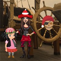 WowEscape Pirates New Year Escape Walkthrough