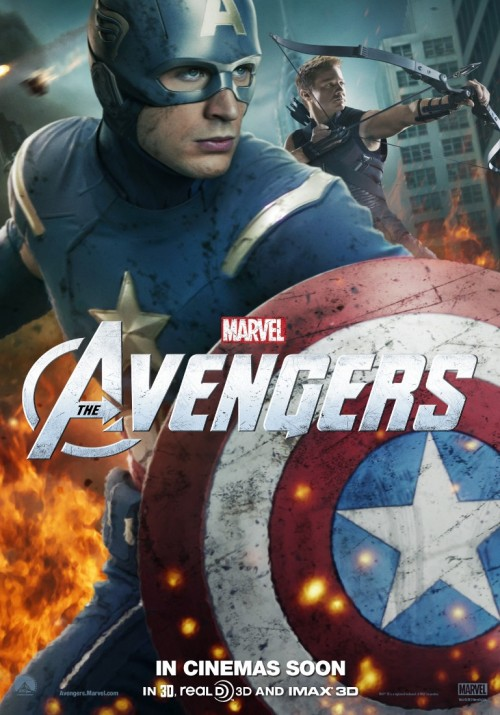 Fashion and Action: Newest Avengers Character Posters