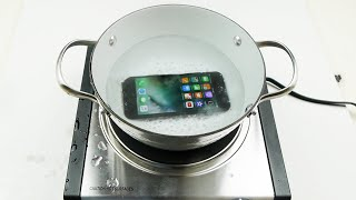 iPhone 7 Boiling Hot Water Durability Test