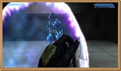 Halo Combat Evolved PC Games Gameplay