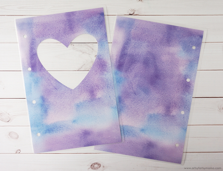 DIY Watercolor Journal