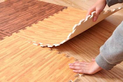 Foamtiles - Foam Flooring vs. Rubber Flooring