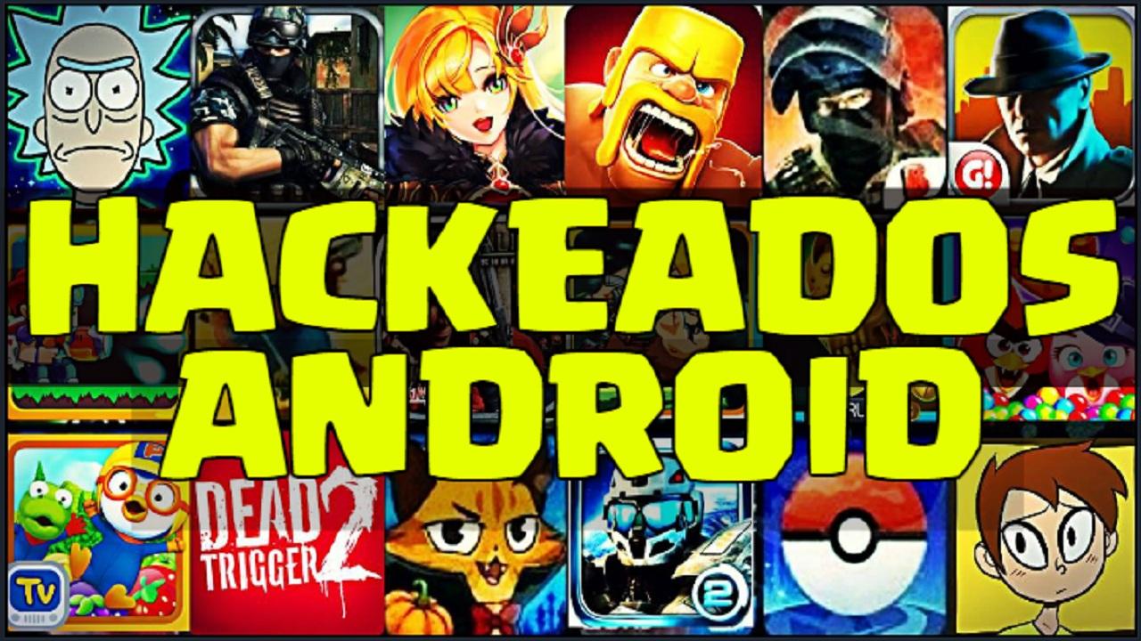 Top 5 Juegos Hackeados Para Android Ios 2017 11 Juegazosandroid