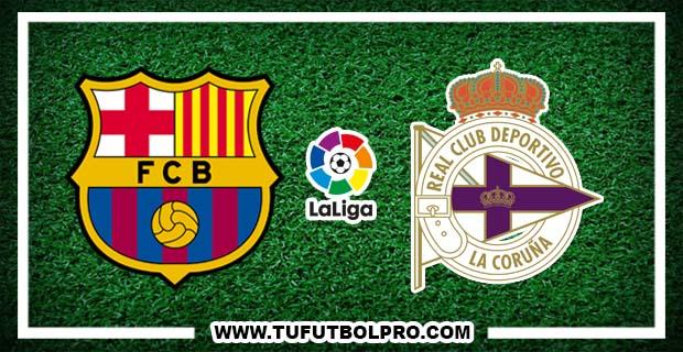Ver Barcelona vs Deportivo EN VIVO Gratis Por Internet Hoy 15 de Octubre 2016