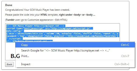 cara pasang lagu musik mp3 di blog