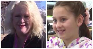 Οδηγός σχολικού κάνει πλεξούδες κάθε πρωί στα μαλλιά ορφανής μαθήτριας που έχασε τη μαμά της από σπάνια ασθένεια