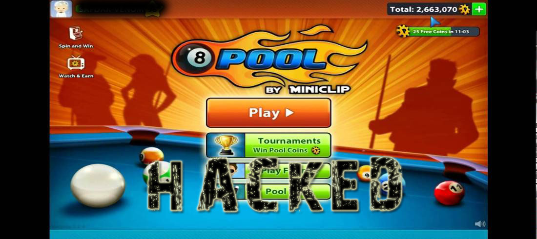8 Ball Pool Mod Unlock All ~ Google Play Android IOS Apps