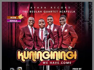 DOWNLOAD MP3: The Beulah Quartet - kuninginingi | @beulah_quartet