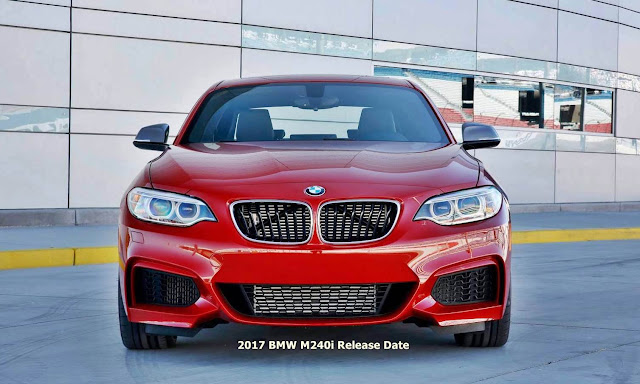 2017 BMW M240i Release Date